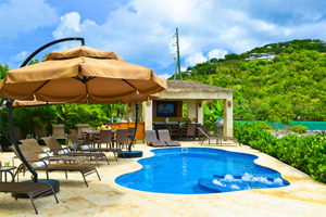 Pool - Seashore Allure, St. John